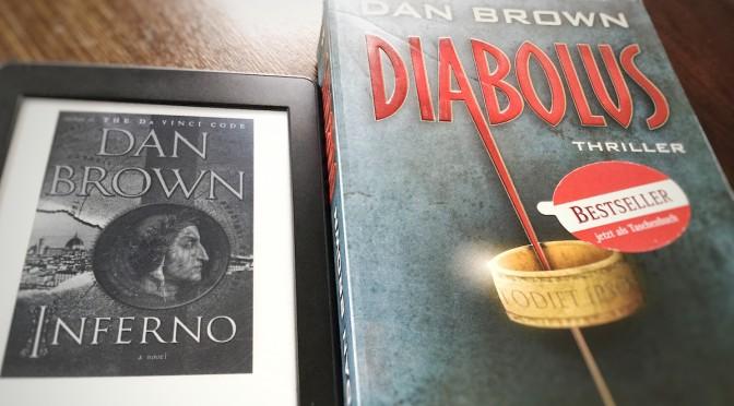 読んでない/ダン・ブラウン著『Diabolus』