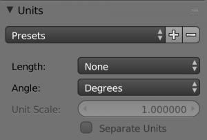 Units(=単位)が「None(=なし)」となっています