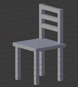 こんな椅子を作るのは朝飯前