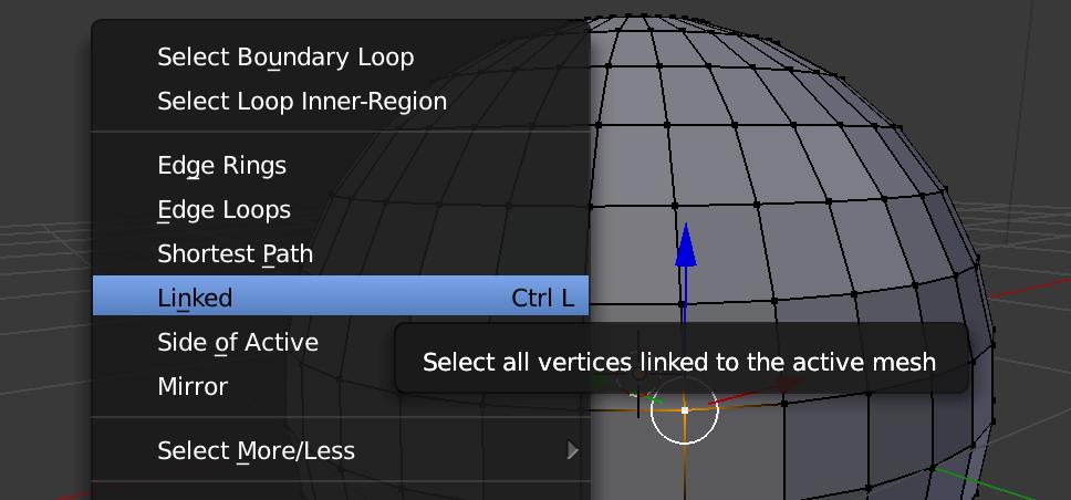 メニュー上はCtrl+Lとなっていますが、Lキーのみで作用します